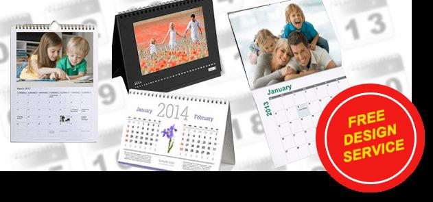 Cheap 2017 Calendar Printing