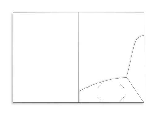 Presentation folders type 1