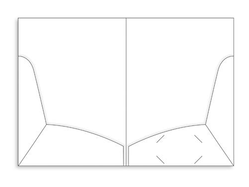 Presentation folders type 4