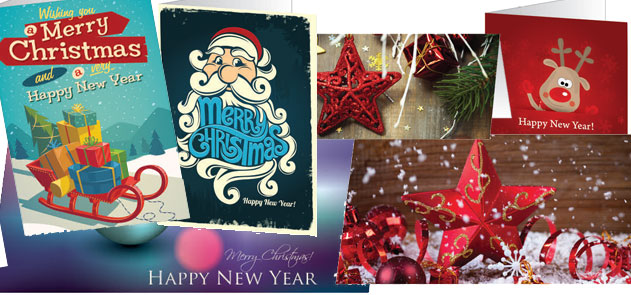 Cheap christmas card printing corporate xmas cards free delivery 2018 christmas cards printing reheart Choice Image