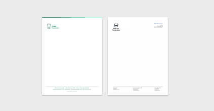cheap letterhead printing in melbourne with delivery australia wide