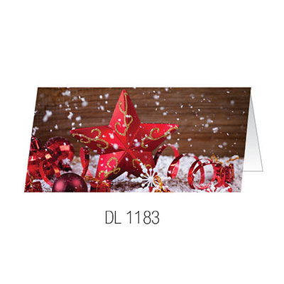 DL1183 Christmas Card