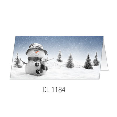 DL1184 Christmas Card