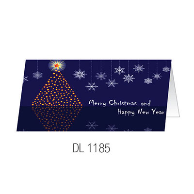 DL1185 Christmas Card