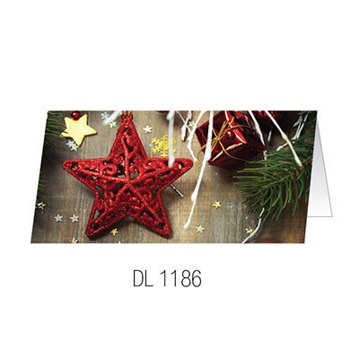 DL1186 Christmas Card