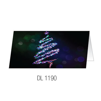 DL1190 Christmas Card