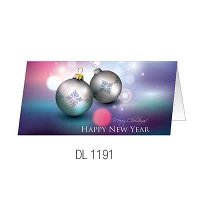 DL1191 Christmas Card