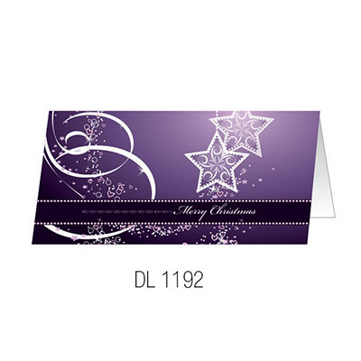 DL1192 Christmas Card