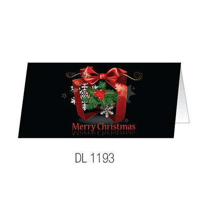 DL1193 Christmas Card