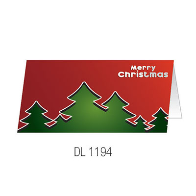 DL1194 Christmas Card