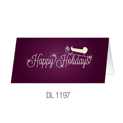DL1197 Christmas Card