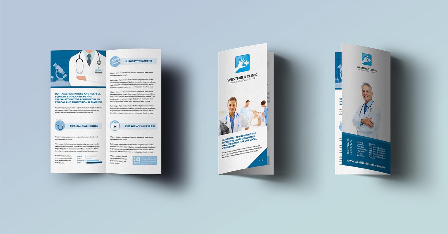 clinic-brochure
